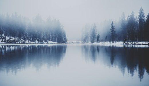 【フリーBGM】川霧のある池に佇むおじいさん/シリアス感のある曲