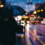 【フリーBGM】一人で雨宿りをする人/寂しく黄昏るピアノソロ
