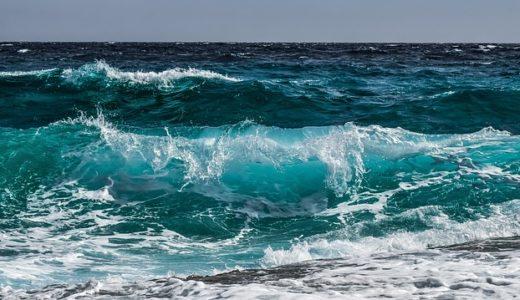 【フリーBGM】荒れる海に黄昏る人/壮大でシリアスなピアノとストリングス曲