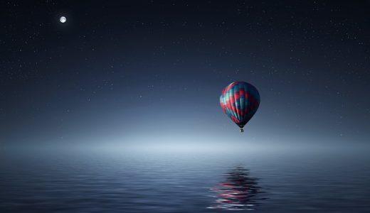 【フリーBGM】静かな海に浮かぶ気球/優しく切ないピアノソロ