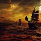 【フリーBGM】荒れる海を進む海賊船/物語のある曲