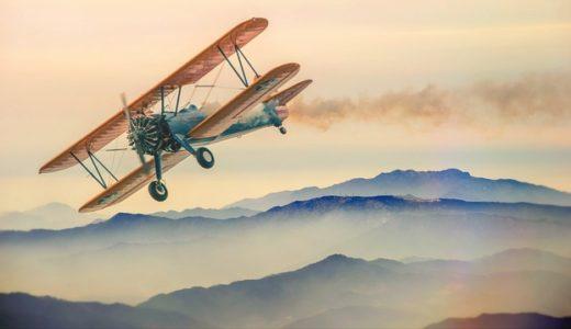 【フリーBGM】田舎町の空を飛ぶプロペラ飛行機/懐かしい雰囲気のある
