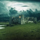 【フリーBGM】雲隠れに現れる魔法使いの部屋/不気味なオーケストラ