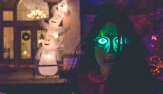 【フリーBGM】暗闇に光る蒼い目/怖い雰囲気のあるオーケストラロック
